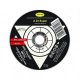 DISC POLIZAT METAL T27-A24 R-BF - 180X6.0X22.23 MM