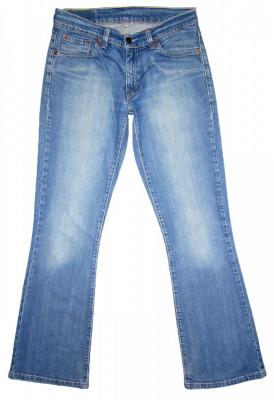 Blugi Dama Levis Jeans LEVI'S 529 - MARIME: W 30 / L 32 - (Talie = 77 CM) foto