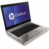 EliteBook 8460p Intel Core i5-2520M 2.50GHz up to 3.20GHz 4GB DDR3 320GB HDD DVD-RW 14 inch HD