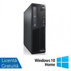 Lenovo Refurbished ThinkCentre M82 SFF, IntelCore i5-3470, Windows 10 Home