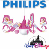 Lampa copii DISNEY PRINCESS 1xE27 15W 230V Philips 71757 28 16