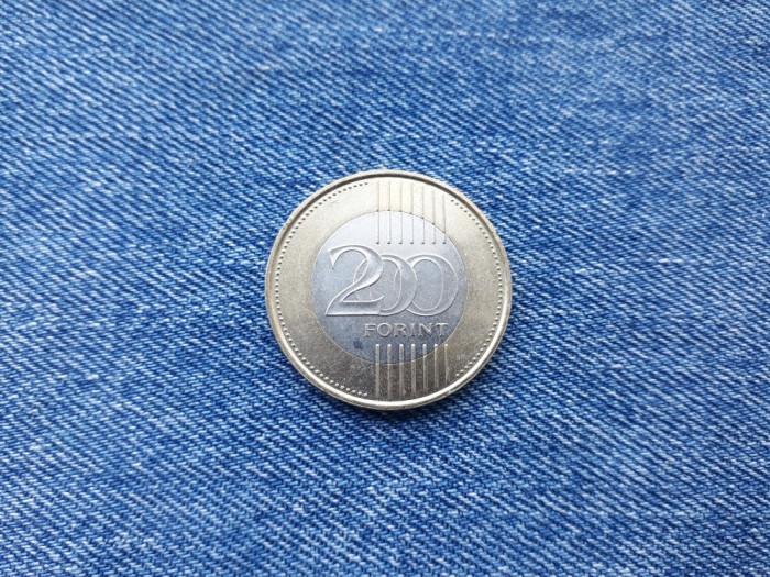 200 forint 2010 Ungaria
