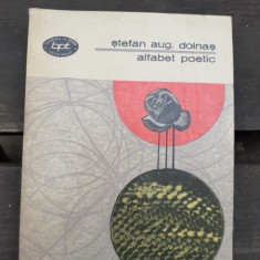 ALFABET POETIC - STEFAN AUG. DOINAS