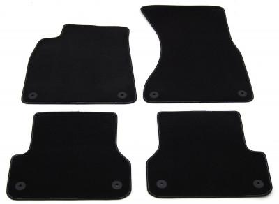 Covorase mocheta/velur Premium Audi A6 C7 4G (2011-2018) foto