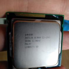 Procesor Intel Xeon  E3-1245 3.3 GHZ echivalent i7 + cooler