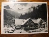 "CABANA C.G.M. ""SAMBATA"" - FAGARAS - ANII 1950"