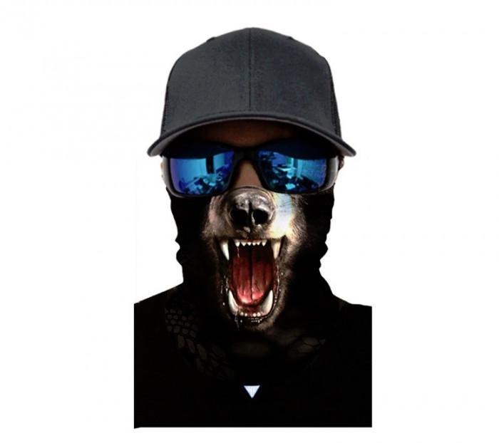 Cagula Masca Skull ciclism Bandana Cod Ghost Ski Halloween Biker skate