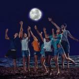 Minge luminoasa gonflabila - Blink Ball | 50 Fifty Gifts