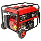 Generator curent pe benzina monofazic 220V/50Hz 5.5Kw