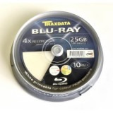 Media Blu-Ray Traxdata 25 GB Printabil