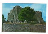 CPIB 17702 CARTE POSTALA - TARGU NEAMT. RUINELE CETATII NEAMTULUI, Necirculata, Fotografie