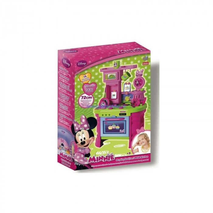 Bucatarie Minnie Mouse Disney