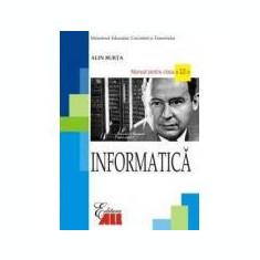 Informatica - Manual clasa a XII-a