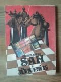 SAH SI CIBERNETICA de CONSTANTIN MIHAILESCU , 1986