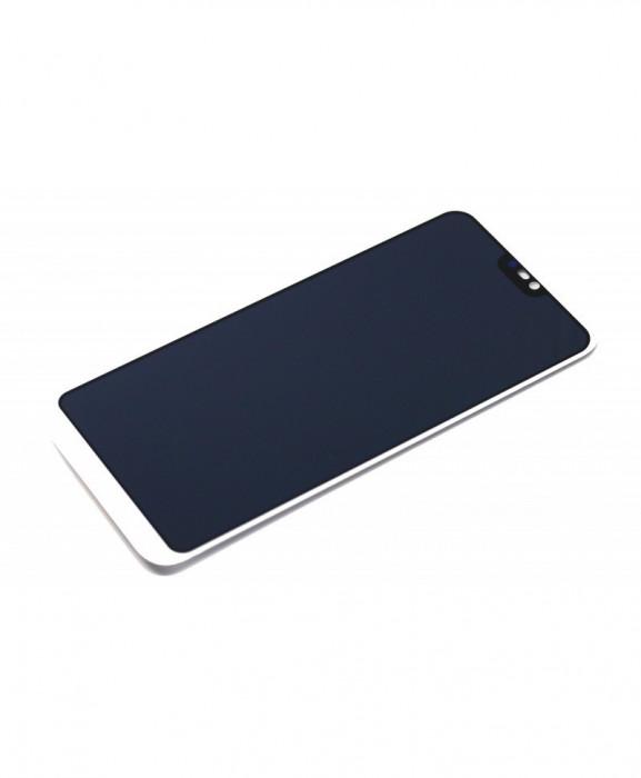 Ecran lcd display complet huawei p20 lite alb