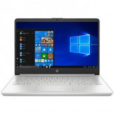 Laptop HP 14s-dq1005nq 14 inch FHD Intel Core i7-1065G7 8GB DDR4 512GB SSD Intel Iris Plus Graphics Windows 10 Home Natural Silver