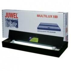 Juwel Capac Acvariu MultiLux 100x40cm, Negru
