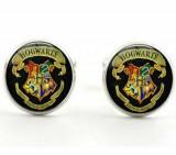 Butoni Camasa HARRY POTTER - Hogwarts Draco Culoare Bronz