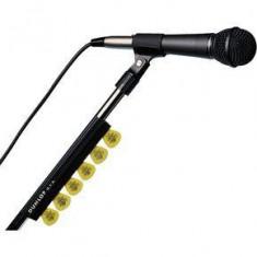 Suport pene chitara Dunlop Microphone Stand Pick Holder