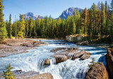 Puzzle Castorland - Athabasca River Jasper National Park Canada 1500 piese