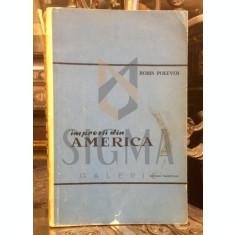 IMPRESII DIN AMERICA - BORIS POLEVOI