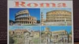 ITALIA - ROMA - 4 FOTOGRAFII CU CLADIRI MONUMENT DIN CAPITALA 7 - NECIRCULATA., Fotografie