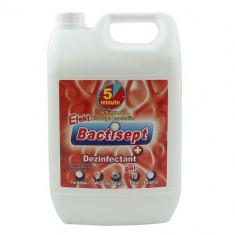 Dezinfectant pentru suprafete Bactisept 5L