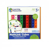 Set constructie - MathLink 100 piese, Learning Resources