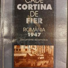 CADE CORTINA DE FIER ROMANIA 1947 - DINU C . GIURESCU