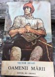 Victor Hugo - Oamenii mării (roman)