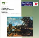 SCHUMANN : Waldscenen * Symphonic Etudes * Fantasie * Arabeske  ( CD )