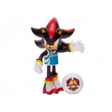 Sonic the Hedgehog, Shadow (fotbal) figurina flexibila 10 cm