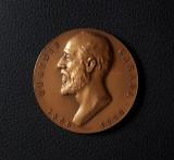 Medalie Eugeniu Carada - 1836 - 1910 - Banca nationala a Romaniei - BNR