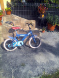Bicicleta copii 3-7 ani