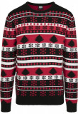 Cumpara ieftin Snowflake Christmas Tree Sweater Urban Classics M EU
