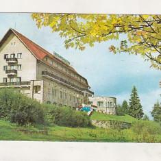 bnk cp Predeal - Hotel Rozmarin  - circulata - marca fixa