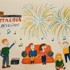 Doua bilete revelion Noatalgia la Romexpo