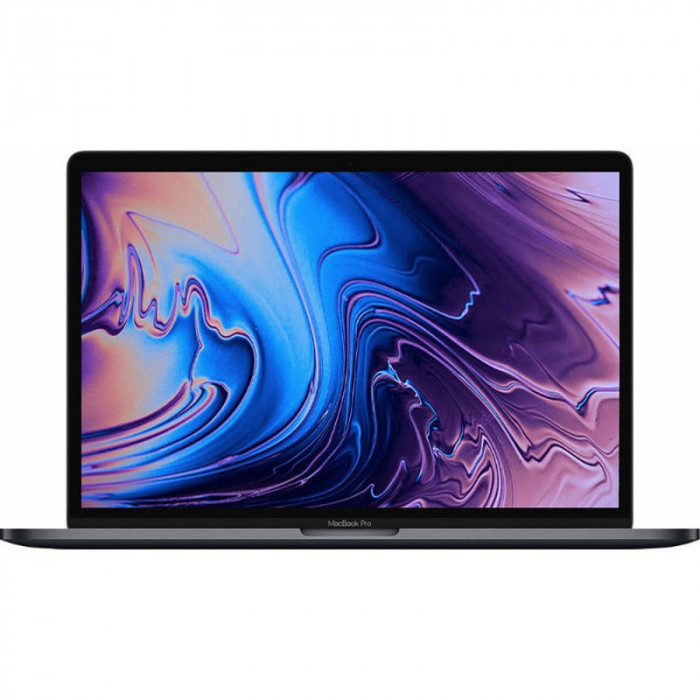 Laptop Apple MacBook Pro 13 2019 Touch Bar 13.3 inch QHD Retina Intel Core i5 2.4GHz Quad Core 8GB DDR3 256GB SSD Intel Iris Plus Graphics 655 Space G