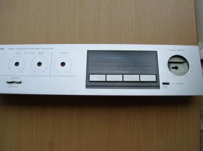 masca fata amplificator Kenwood foto