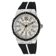 Ceas barbatesc Q&Q Attractive Premium Silver - DA02J501Y