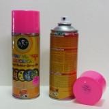 Spray vopsea cauciucata detasabila 1002 roz fluorescent TerraCars