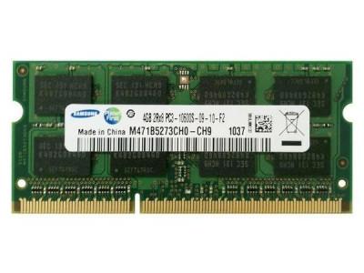 Memorii Laptop Samsung 4GB DDR3 PC3-10600S 1333Mhz 1.5V M471B5273CH0 foto