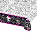 Fata de masa plastic Monster High Party 120x180cm
