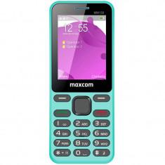 Telefon mobil MaxCom MM139 Dual Sim Blue