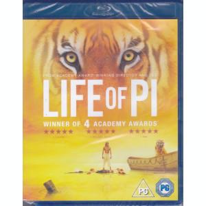 Blu Ray: Life of Pi ( original, sigilat, 4 premii Oscar, subtitrare in engleza )