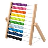 Numaratoare pentru copii, 39 x 18 x 33 cm, 3 ani+, Multicolor