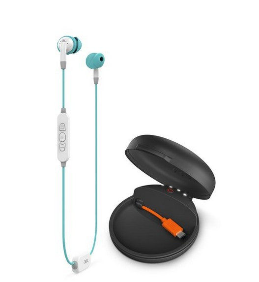 Casti wireless JBL Inspire 700 Albastru / Alb