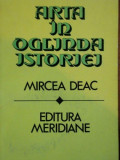ARTA IN OGLINDA ISTORIE de MIRCEA DEAC 1984