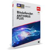 BitDefender Antivirus Plus 2020 5 Dispozitive 1 An Licenta noua Retail DVD