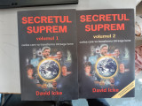 Secretul suprem - David Icke (2 vol.)